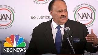 MLKs-Son-Daughter-Respond-To-President-Trumps-Reported-Shole-Remark