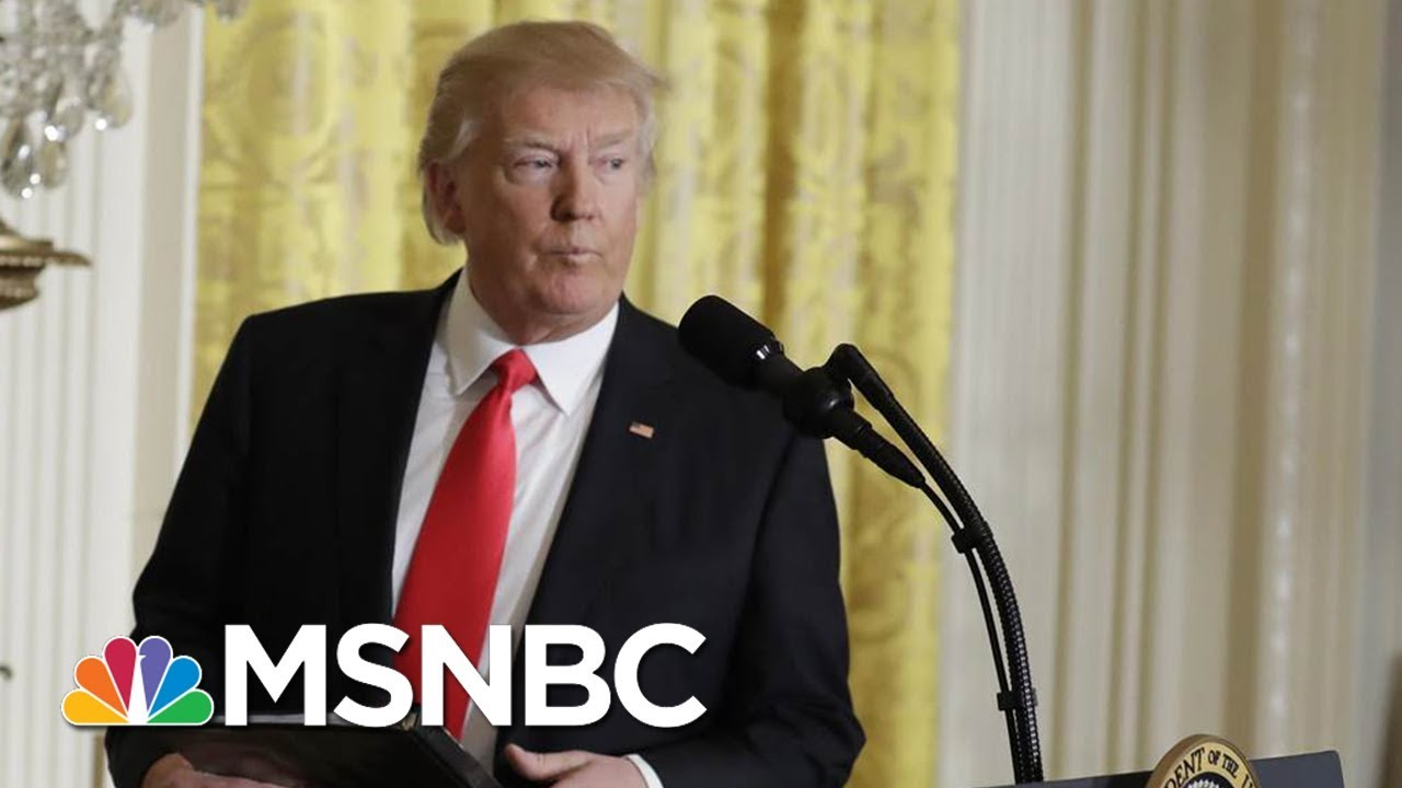 WH-Official-President-Donald-Trump-To-Tell-Congress-He-Approves-GOP-Memo-Release