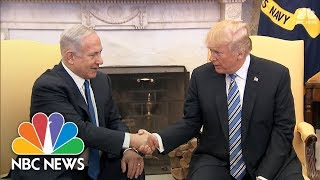 President-Donald-Trump-Says-He-May-Go-To-Jerusalem-For-U.S.-Embassy-Opening