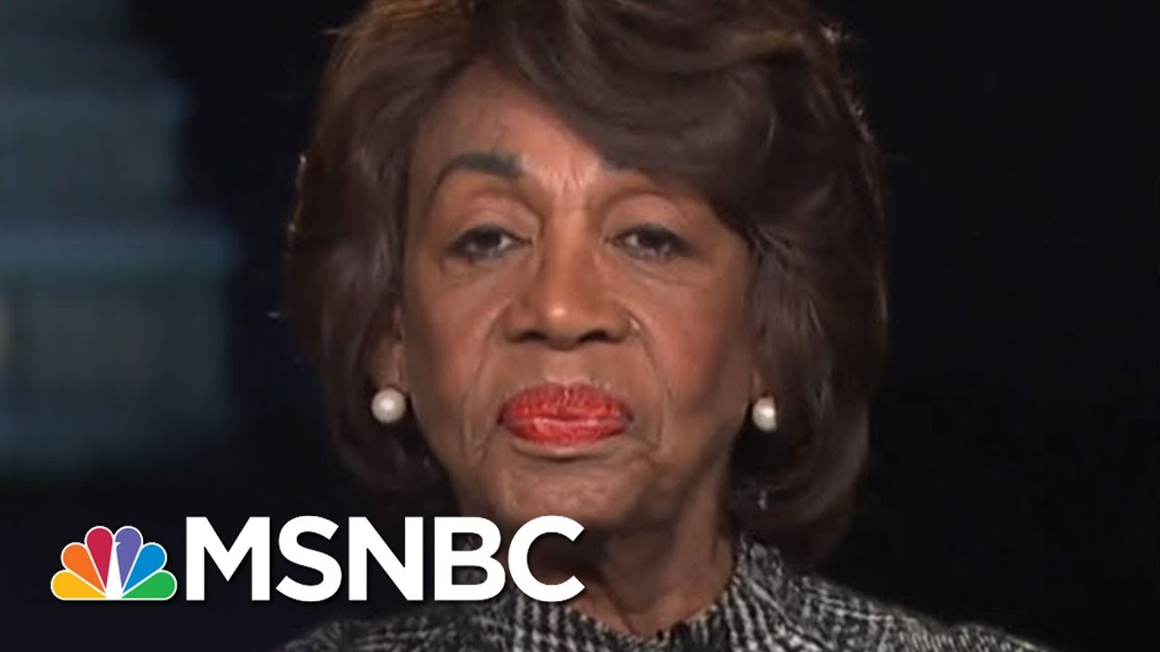 Maxine-Waters-Reacts-To-President-Donald-Trump-Calling-Her-Low-IQ
