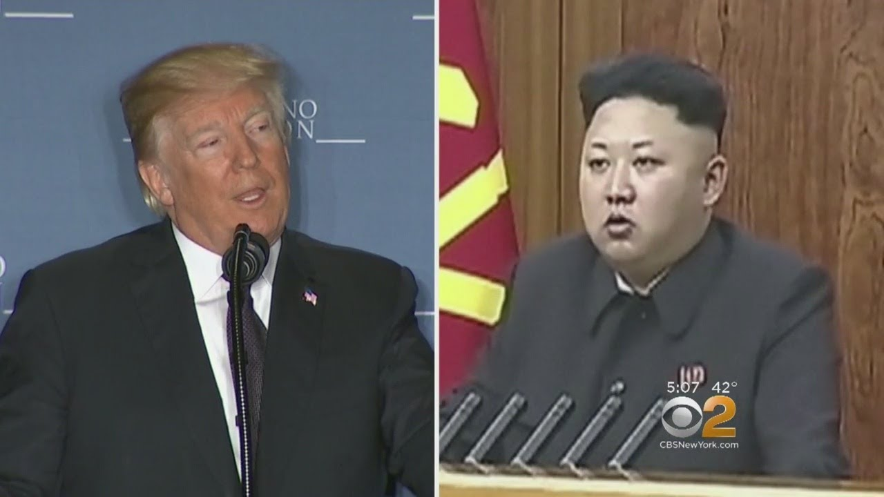 President-Trump-Agrees-To-Meet-With-Kim-Jong-Un