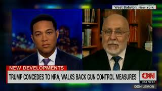 President-Trump-Bow-downs-to-NRA-and-Walk-Backs-Gun-Control-Measures