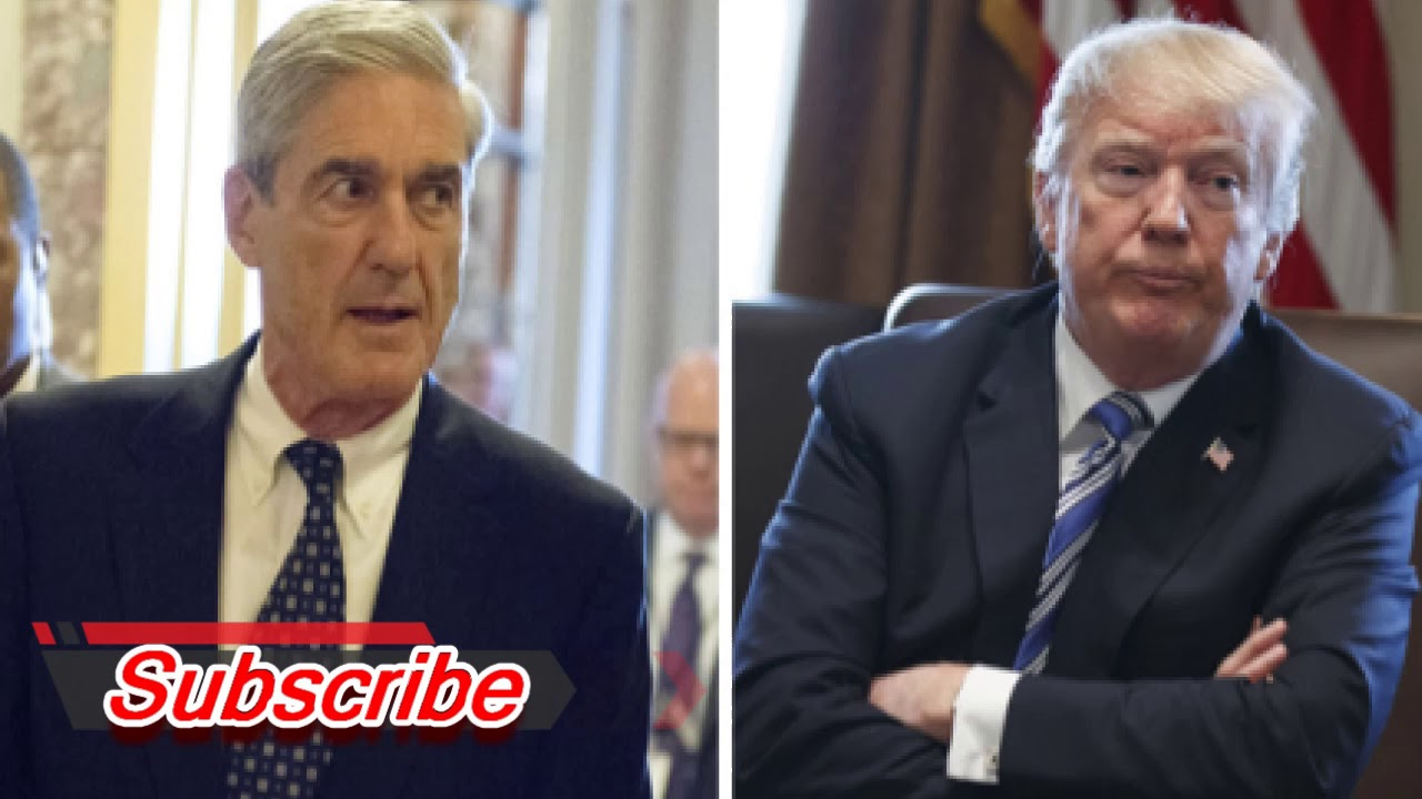 President-Trump-Making-DEAL-WITH-Robert-Muller-Offering-An-Interview-In-Exchange-For