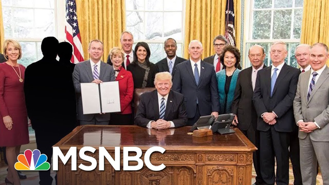A-Quarter-Of-President-Donald-Trumps-Genius-Cabinet-Already-Gone