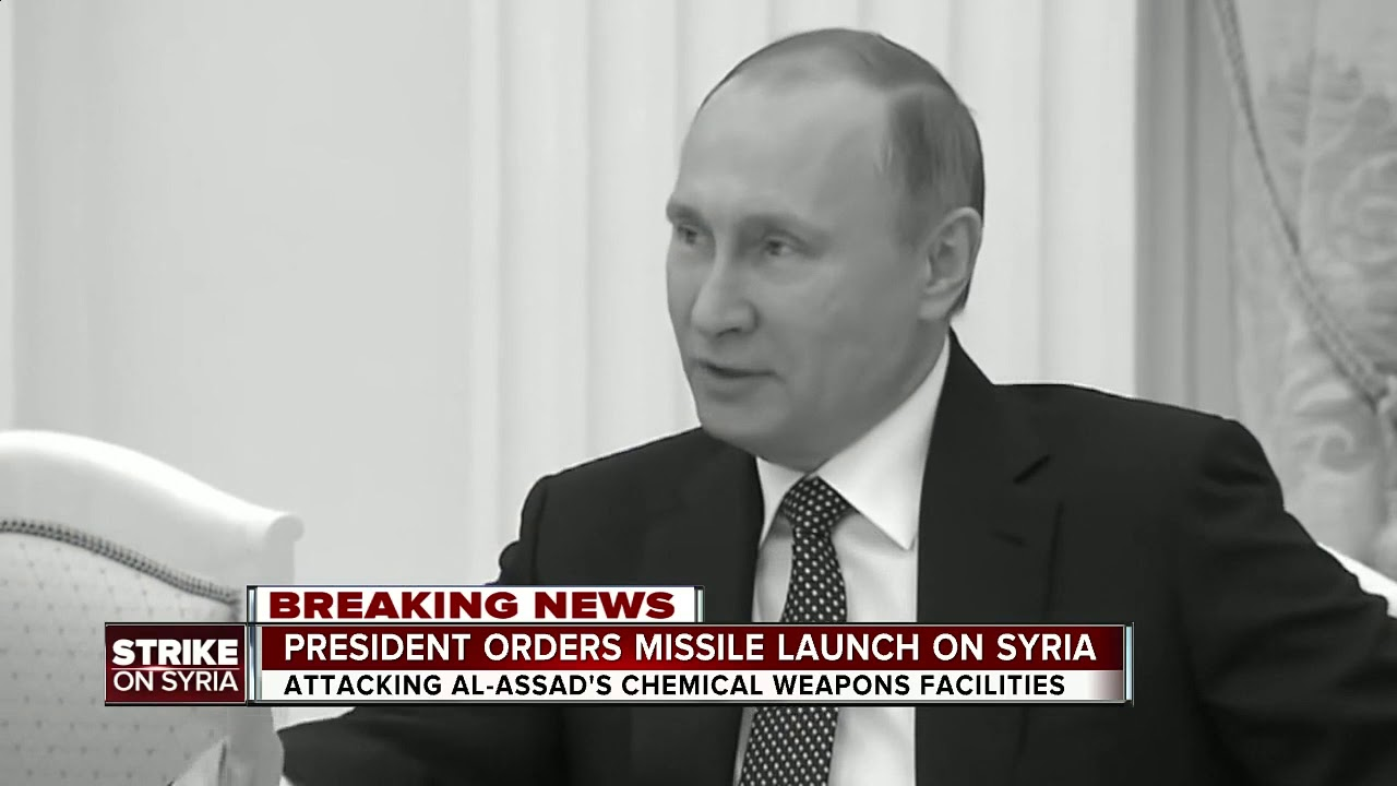 President-orders-missile-launch-on-Syria