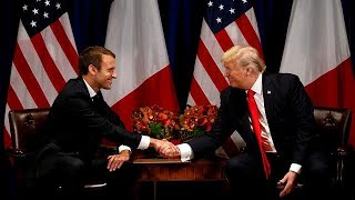 Donald-Trump-to-host-French-President-for-state-visit
