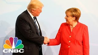 President-Donald-Trump-Holds-Joint-Presser-With-Germanys-Merkel-April-27-2018