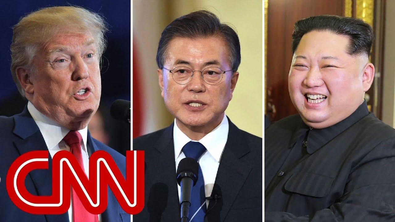 Trump-calls-South-Korean-president-after-historic-summit