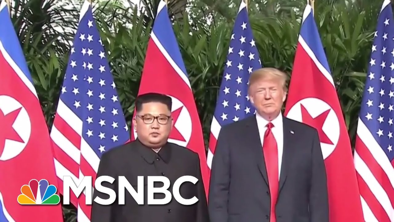 President-Donald-Trump-On-Meeting-Kim-Jong-Un-In-Singapore-Its-My-Honor