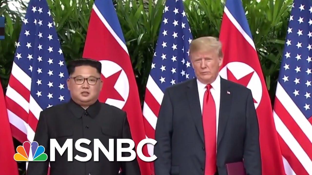 President-Donald-Trump-And-Kim-Jong-Un-Part-Ways