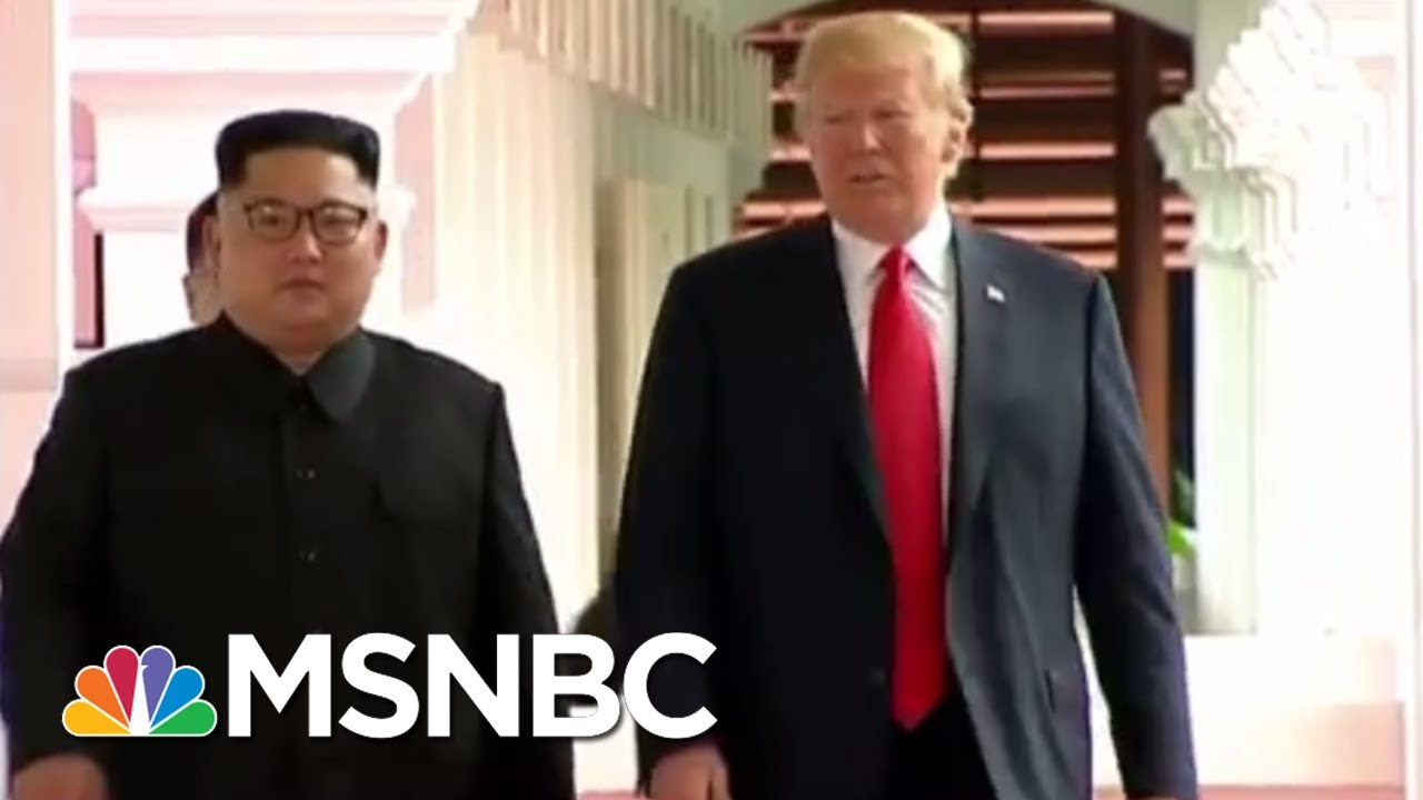 Lawrence-President-Trump-Accomplished-Nothing-At-Summit-With-Kim-Jong-Un