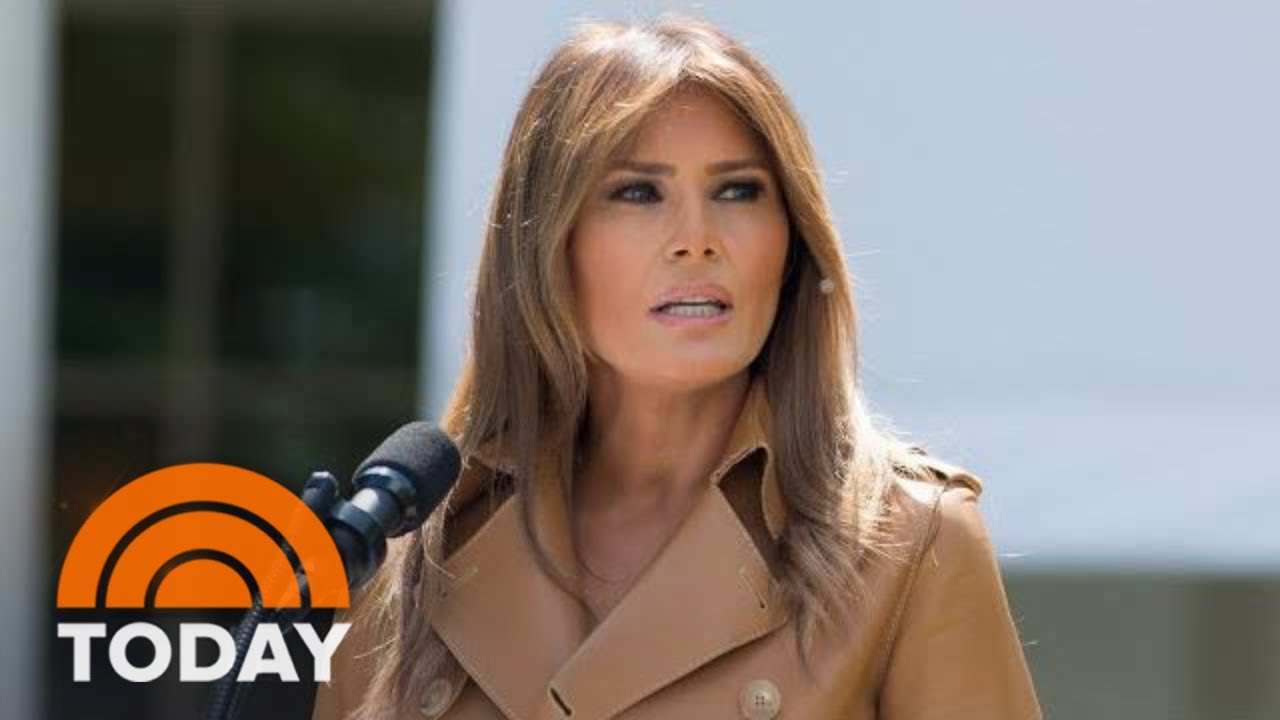 Melania-Trump-Laura-Bush-Weigh-In-On-President-Trumps-Zero-Tolerance-Immigration-Policy