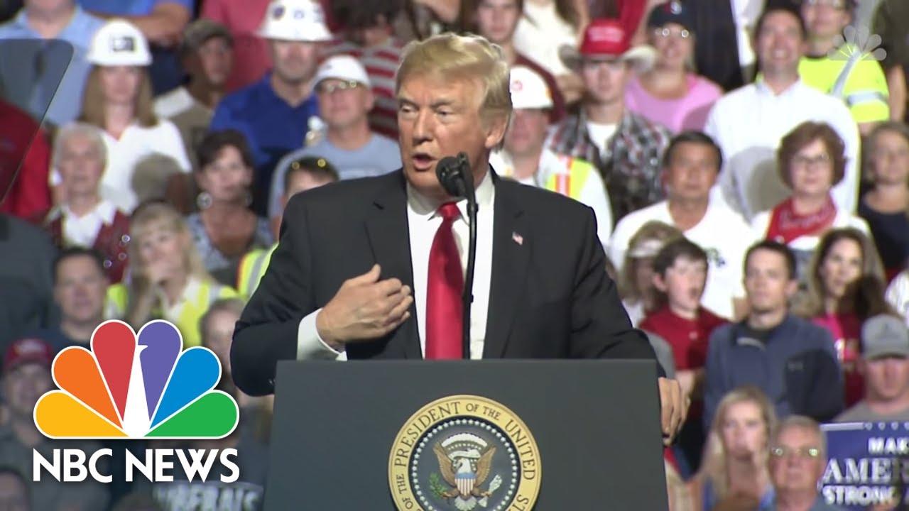 President-Trump-Mocks-Elizabeth-Warren-To-The-Fake-Pocahontas-I-Wont-Apologize