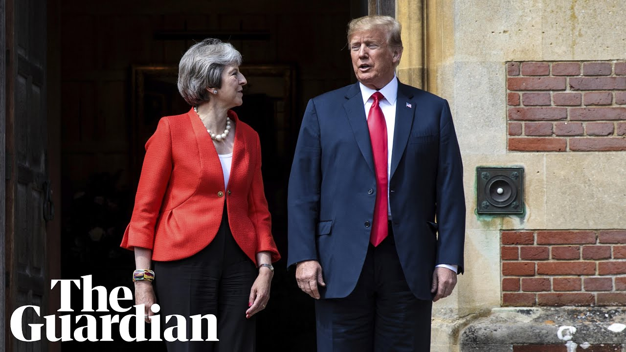 Awkward-Trump-and-May-both-asked-about-presidents-explosive-Sun-interview