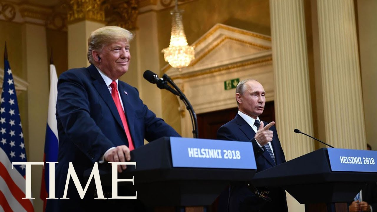 President-Trump-And-Vladimir-Putin-Denied-Russian-Meddling-In-The-2016-Election