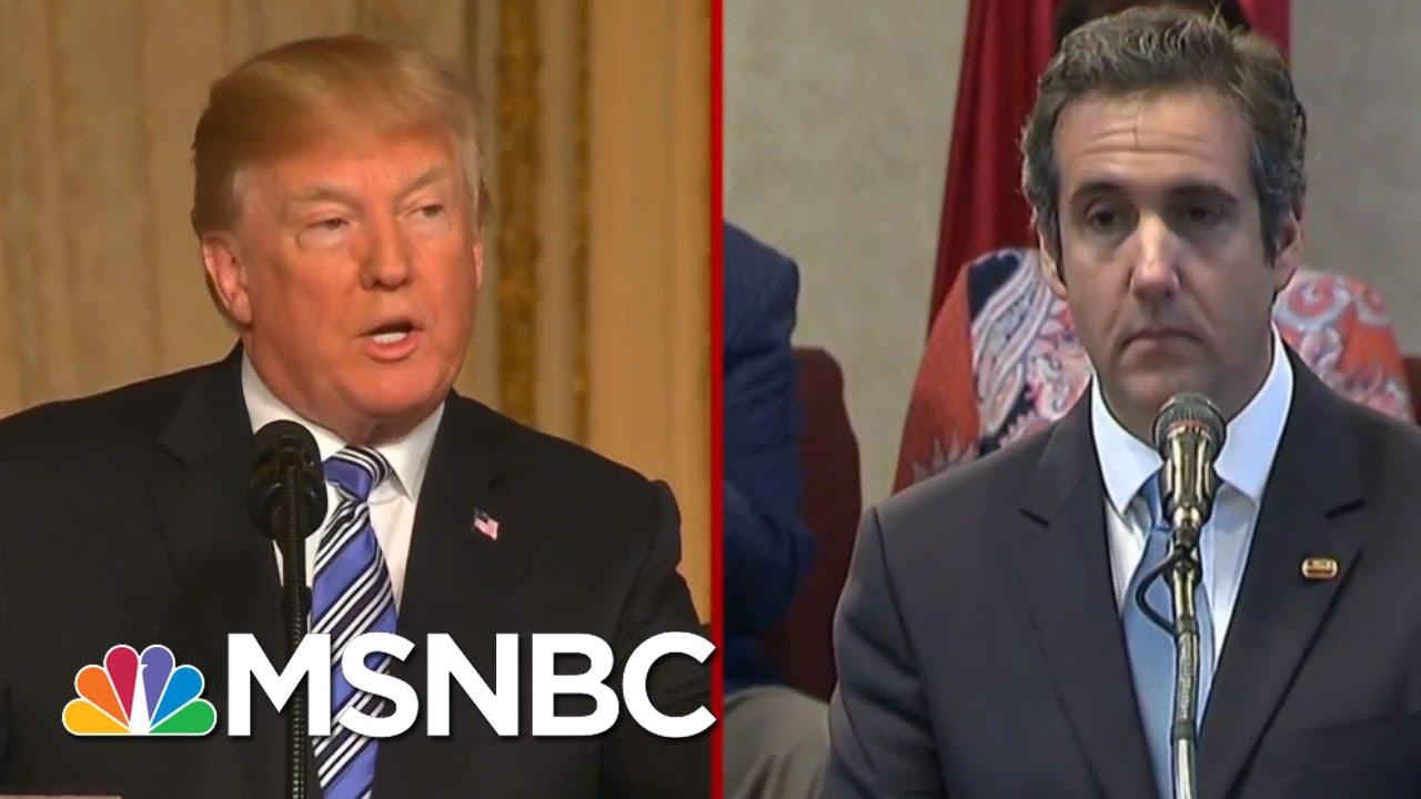President-Donald-Trump-Michael-Cohen-Rudy-Giuliani-The-Credibility-Conundrum