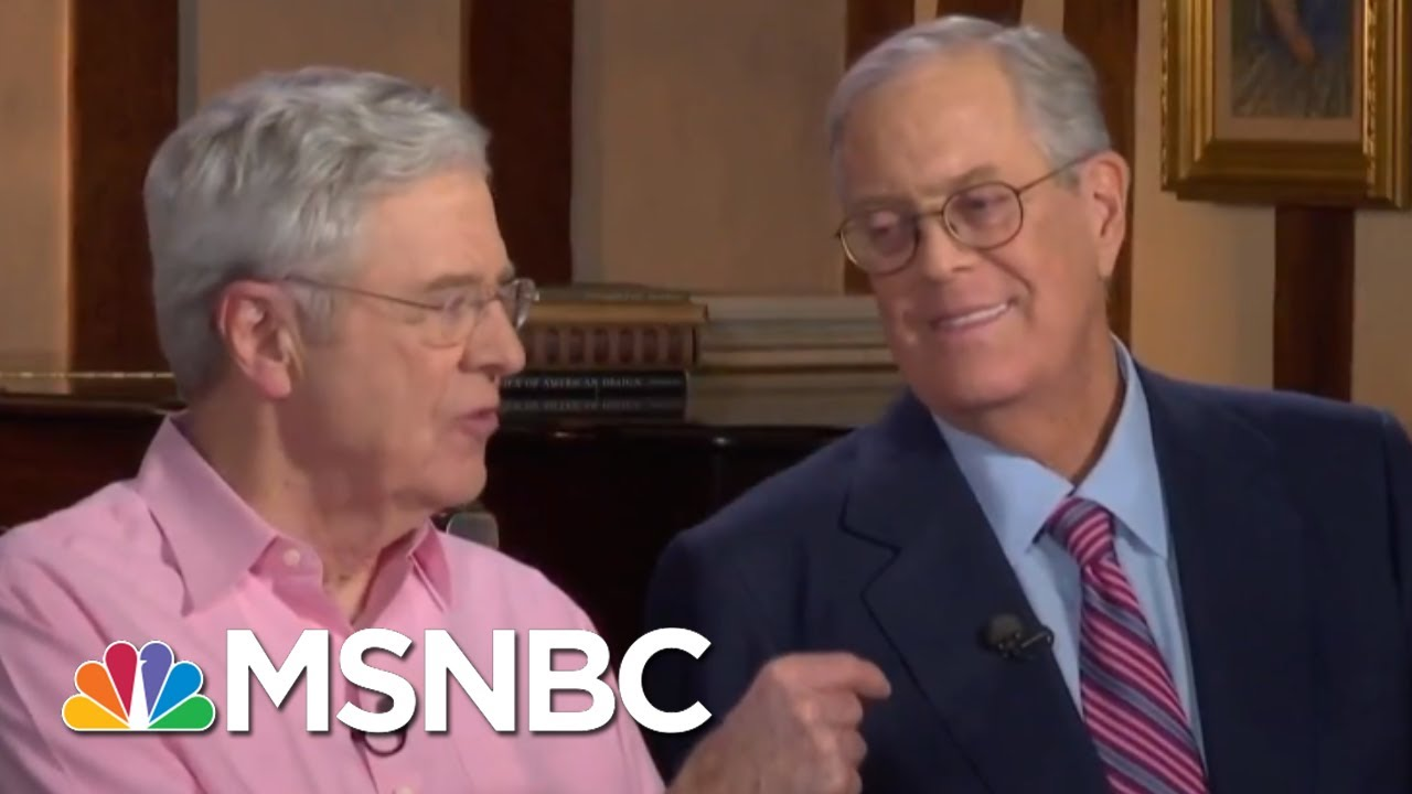 Did-President-Donald-Trump-Make-A-Mistake-By-Slamming-The-Koch-Brothers