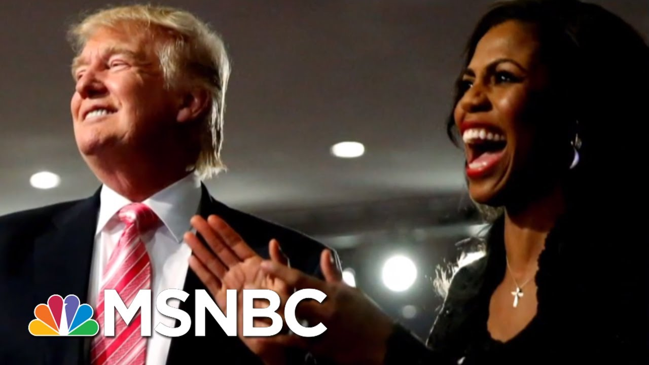 President-Donald-Trumps-Bizarre-Response-To-Omarosas-Claim-Hes-A-Racist
