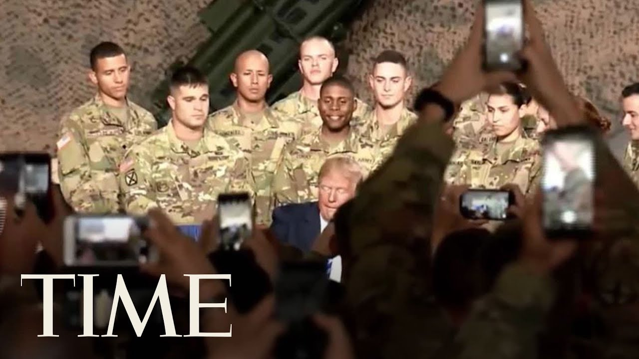 President-Trump-Does-Not-Mention-John-McCain-As-He-Signs-Defense-Bill-Named-For-Him