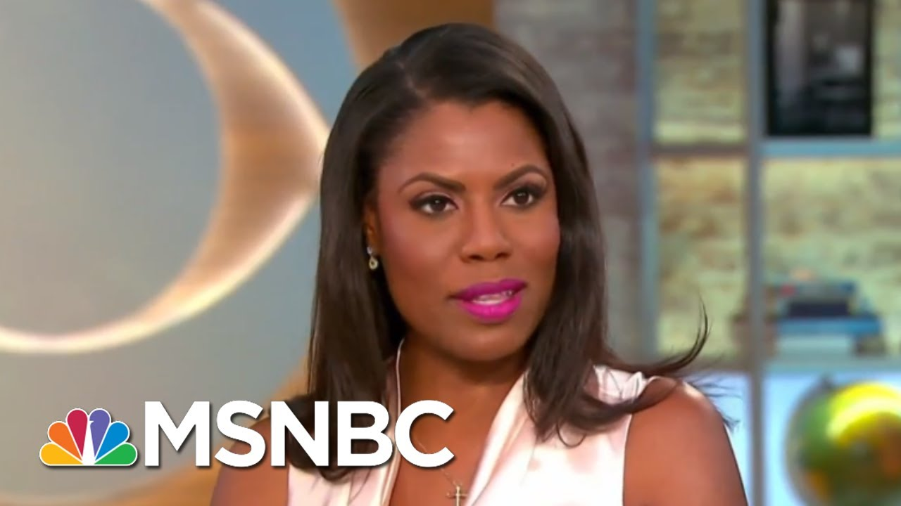 President-Trump-Staffers-Reportedly-Absolutely-Terrified-Of-Omarosa-Tapes