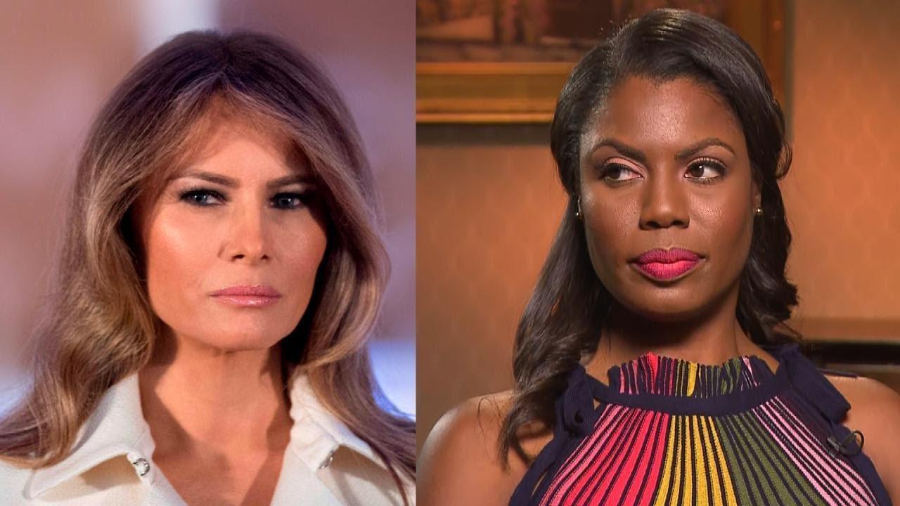 Omarosa-Says-Melania-Trump-Wants-to-Divorce-President-Trump