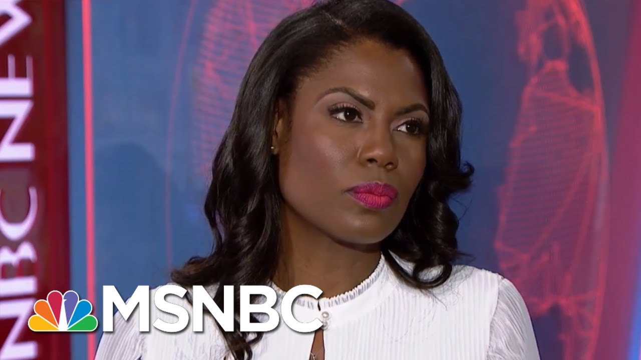 Omarosa-Says-New-Tape-Proves-Team-President-Trump-Tried-To-Buy-Her-Off