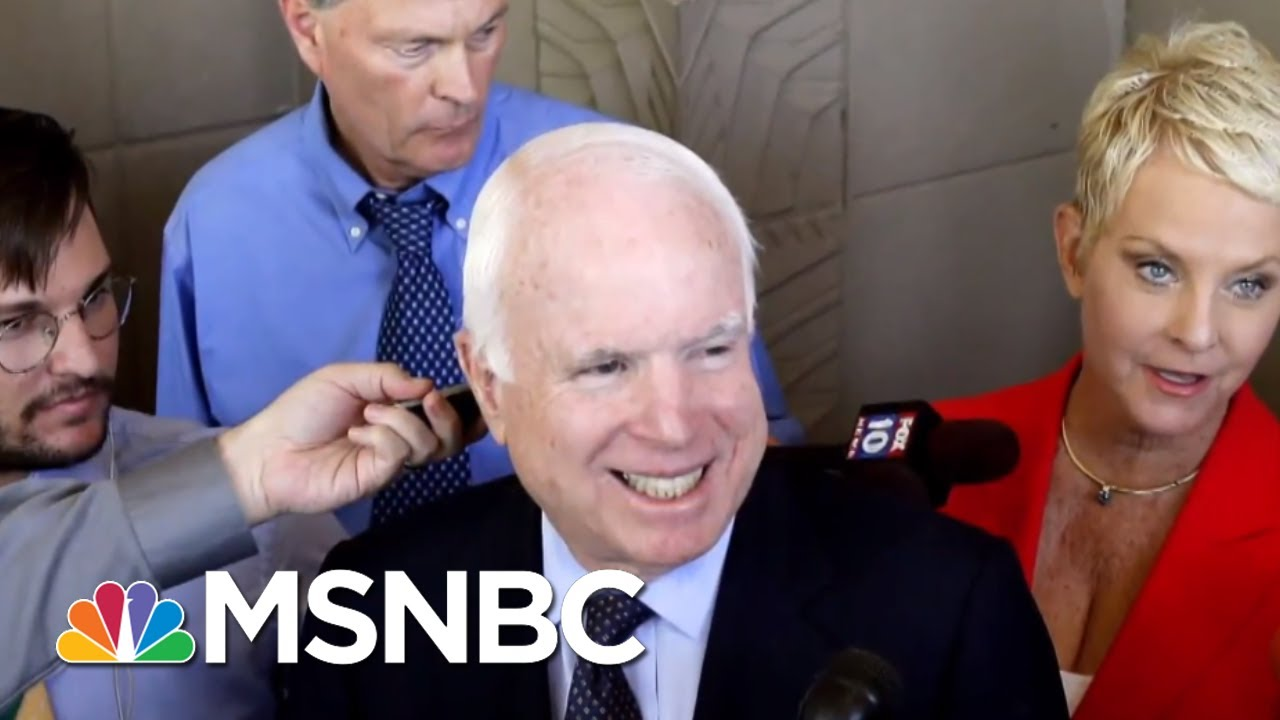 Sen.-John-McCain-Is-A-Hero-Even-If-President-Donald-Trump-Wont-Say-So