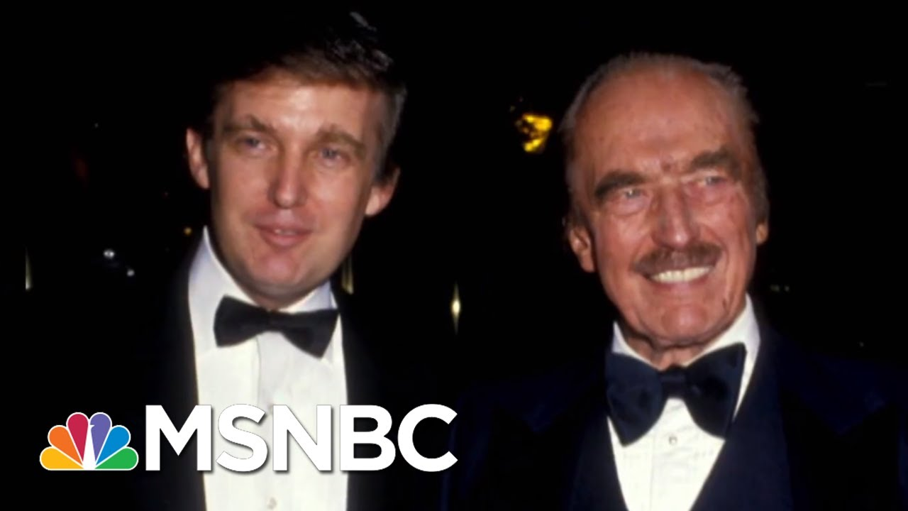 NYT-Investigates-President-Trumps-Claims-Of-Being-Self-Made-Billionaire