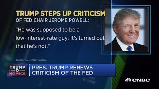 President-Trump-renews-his-criticism-of-the-Fed