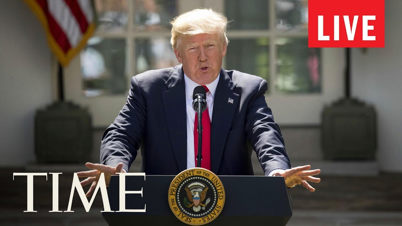 President-Trump-Gives-News-Conference-At-White-House-After-Midterm-Elections-Results