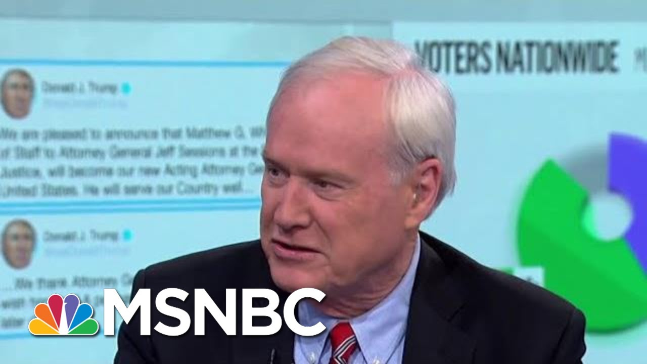 Matthews-Says-President-Donald-Trump-Firing-Sessions-Could-Be-Obstruction