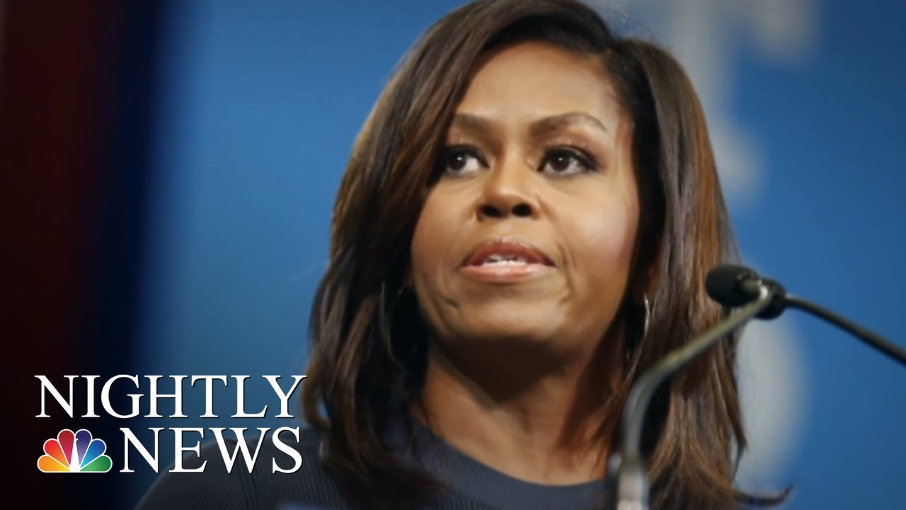 In-New-Memoir-Michelle-Obama-Takes-On-President-Donald-Trump