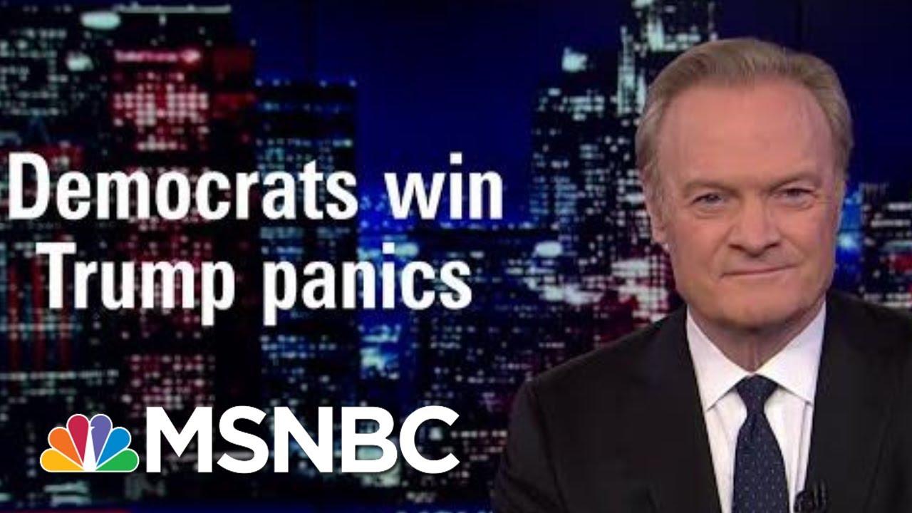 Lawrence-Democrats-Win-President-Donald-Trump-Panics