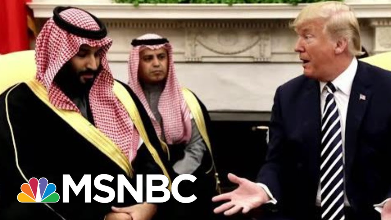 How-Will-GOP-Leadership-React-To-President-Trumps-Saudi-Statement