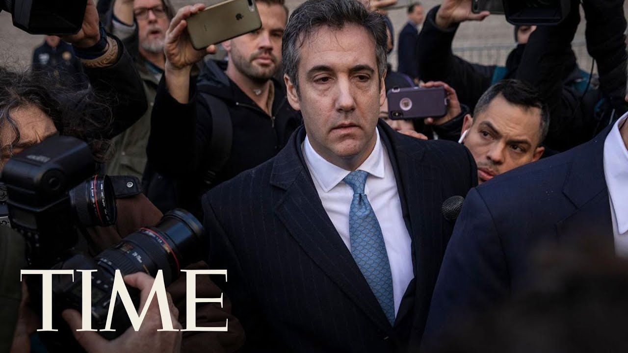 Michael-Cohen-President-Trumps-Former-Lawyer-Pleads-Guilty-To-Lying-To-Congress