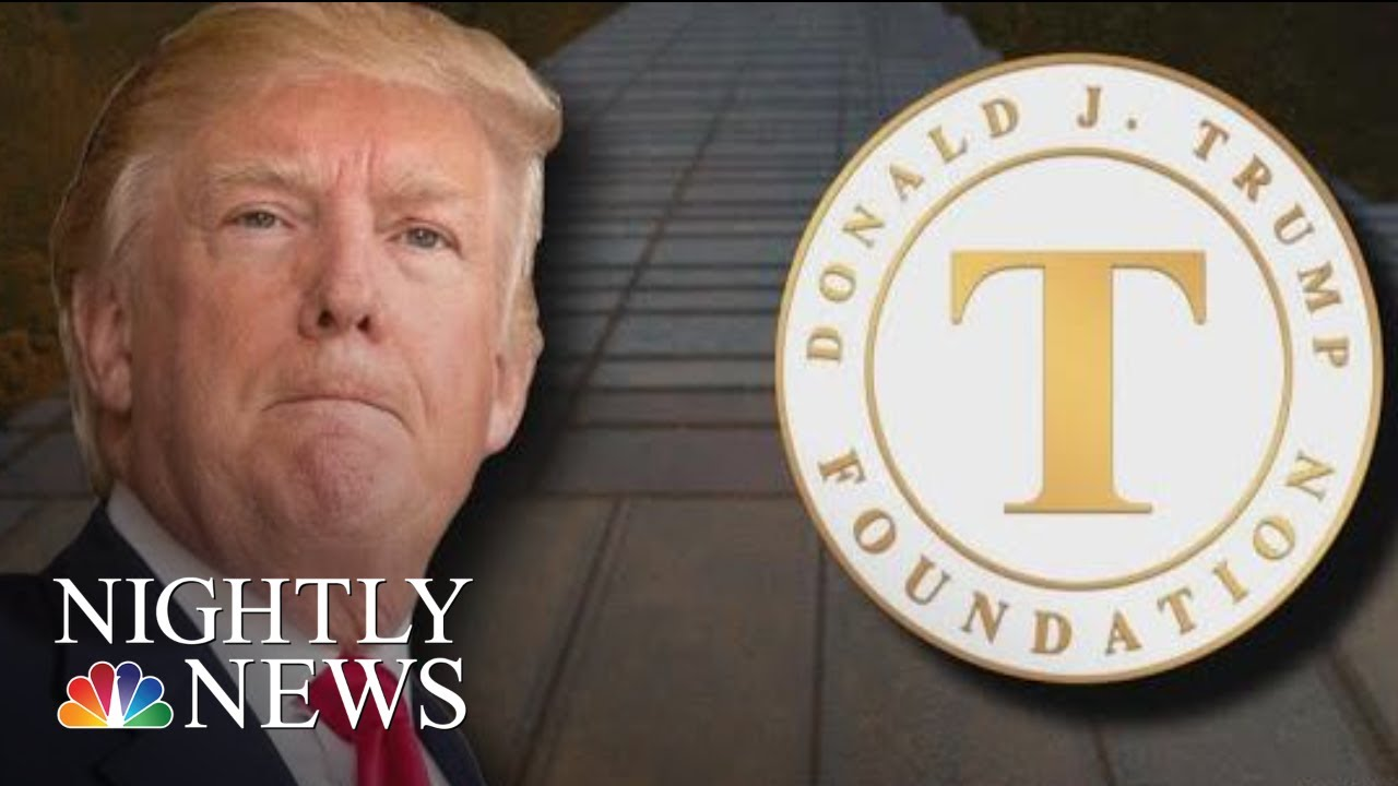 President-Donald-Trump-Agrees-To-Dissolve-Controversial-Donald-Trump-Foundation