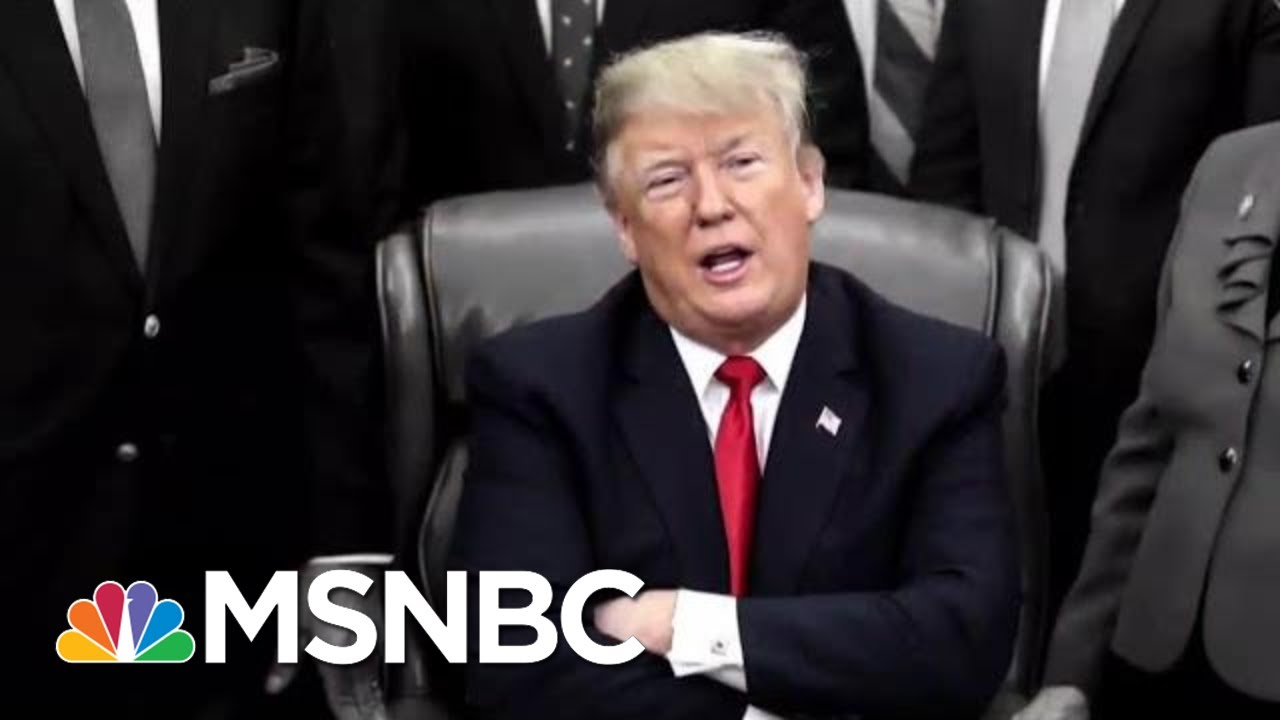 President-Donald-Trump-Now-Says-The-Border-Wall-Can-Be-A-Slat-Fence