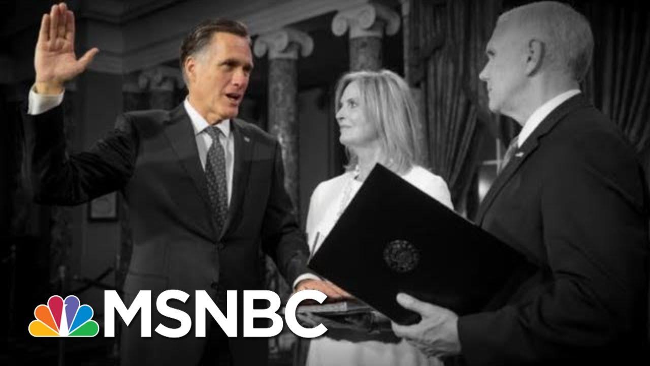 Will-Senator-Mitt-Romney-Be-A-Check-On-President-Trump-On-Capitol-Hill