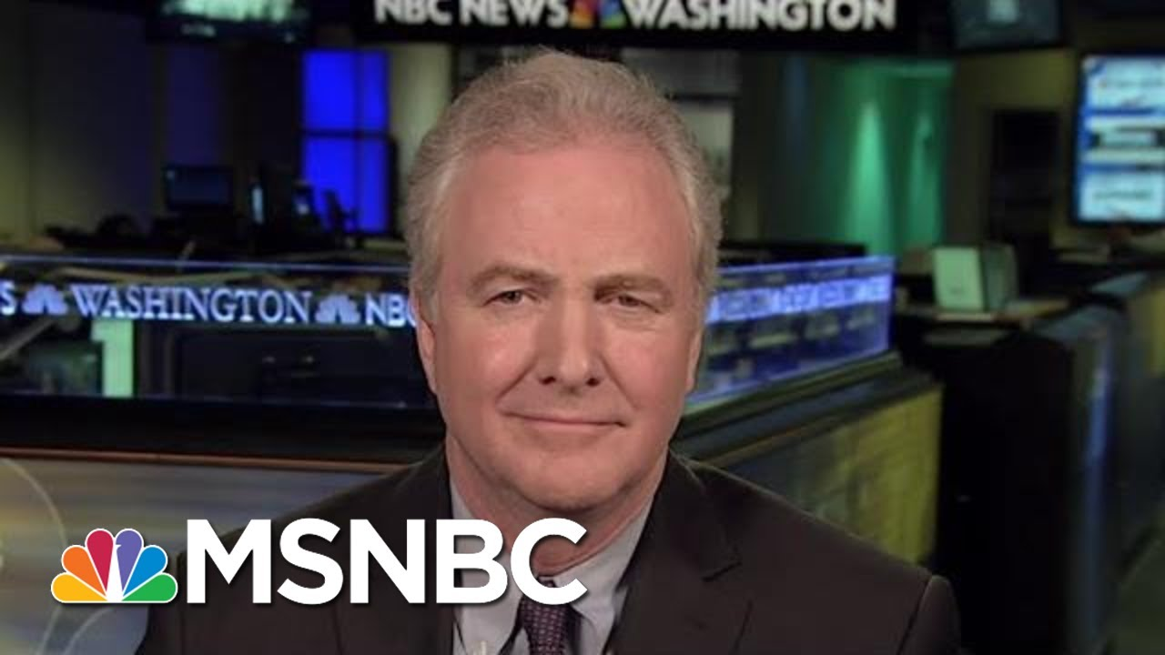 Senator-Chris-Van-Hollen-On-President-Donald-Trump-Oval-Office-Speech