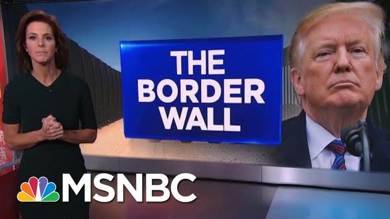Fact-Checking-President-Donald-Trumps-Claims-About-The-Border-Wall