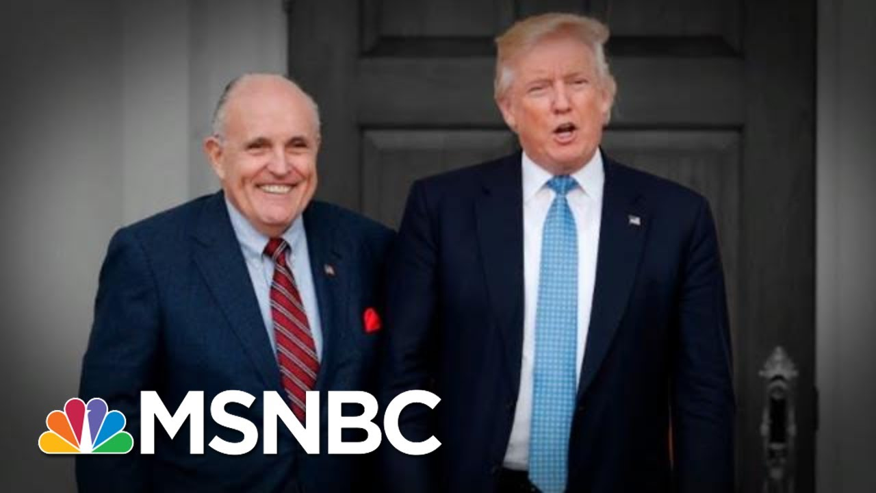 Giuliani-Team-President-Trump-Talked-About-Moscow-Project-Throughout-2016
