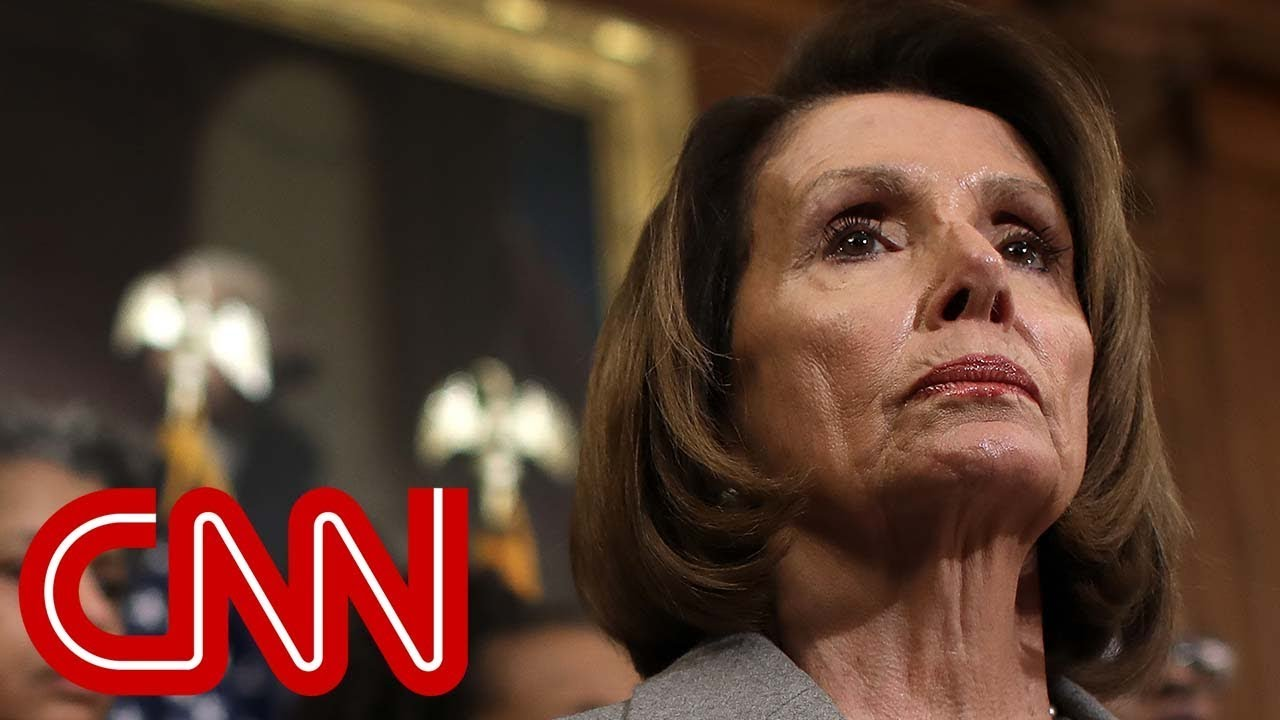 Nancy-Pelosi-to-Trump-State-of-the-Union-is-off-while-government-is-shut-down