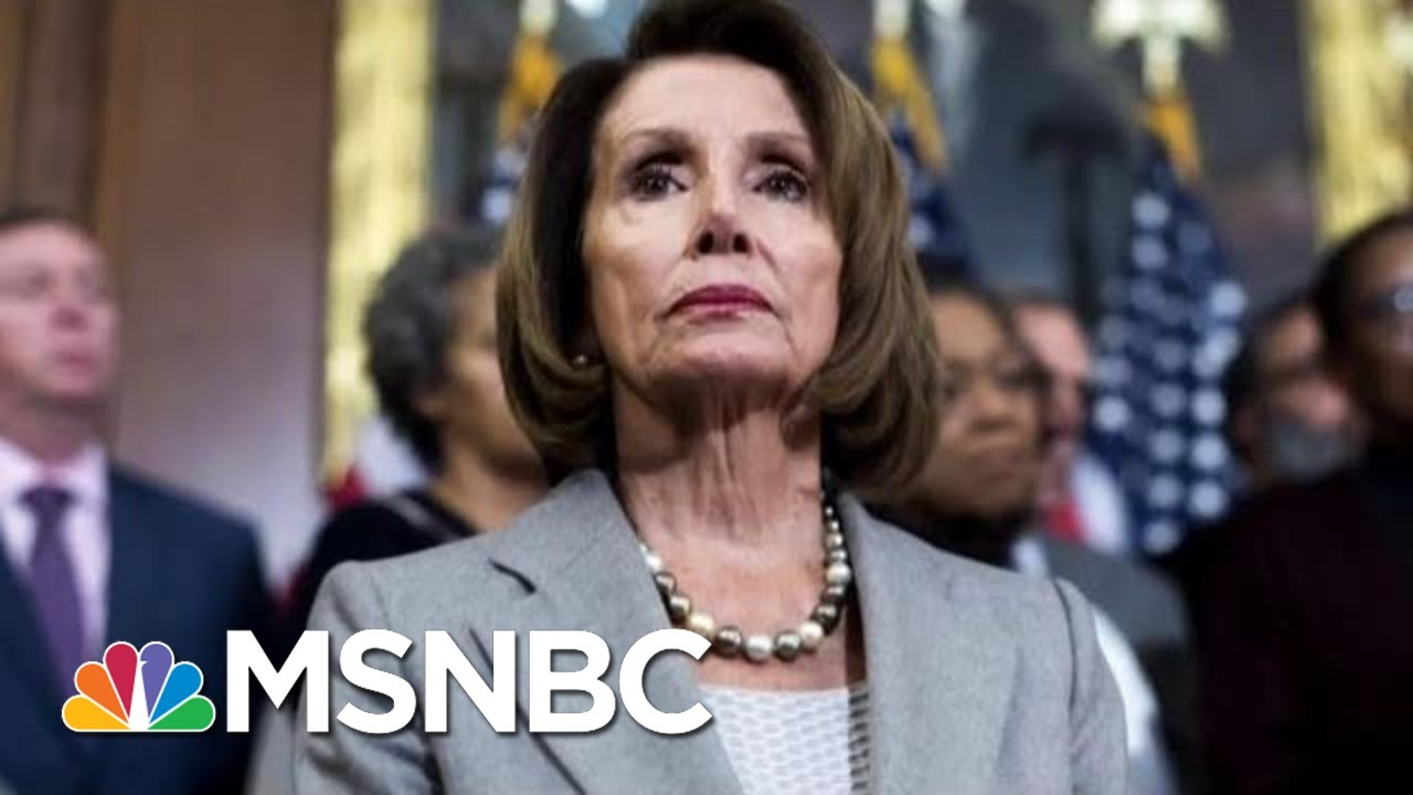 Donald-Trump-Backs-Down-In-State-Of-The-Union-Standoff-With-Nancy-Pelosi