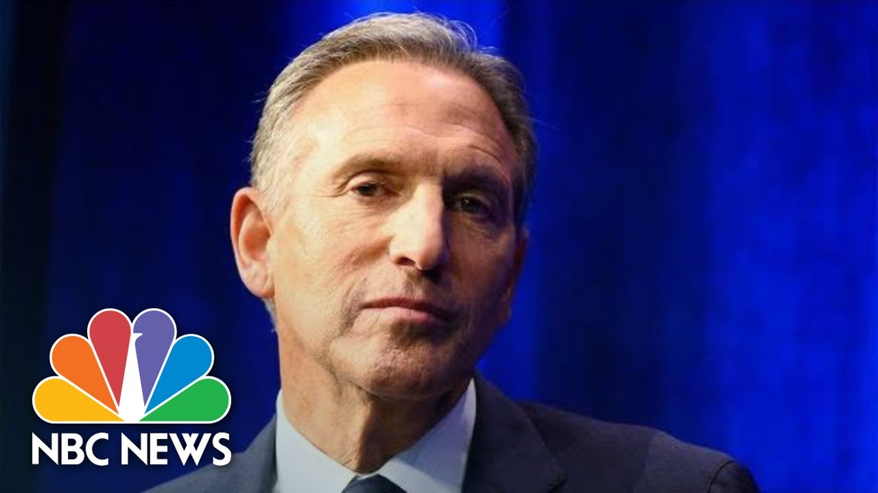 Protester-To-Howard-Schultz-Dont-Help-Elect-President-Donald-Trump...Go-Back-To-Davos