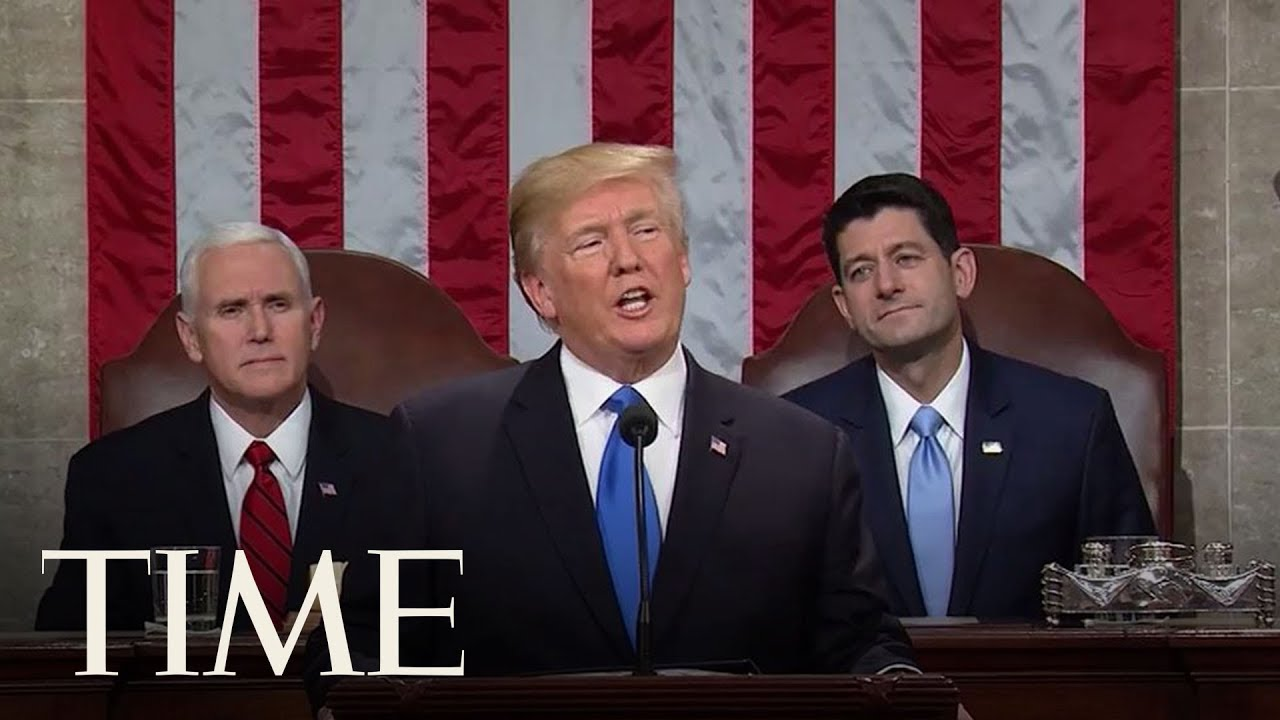 President-Trump-And-Nancy-Pelosi-Make-A-Deal-On-A-New-Date-For-The-State-Of-The-Union