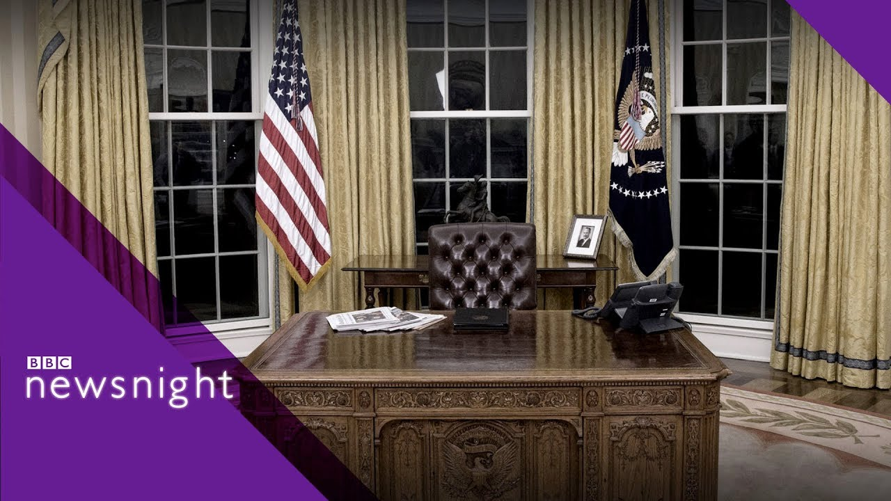 Trumps-State-of-the-Union-speech-Whats-changed-BBC-Newsnight