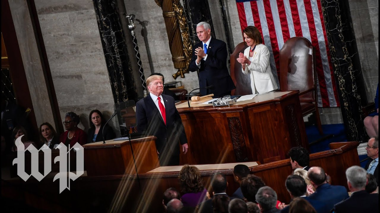 Trumps-State-of-the-Union-speech-in-three-minutes