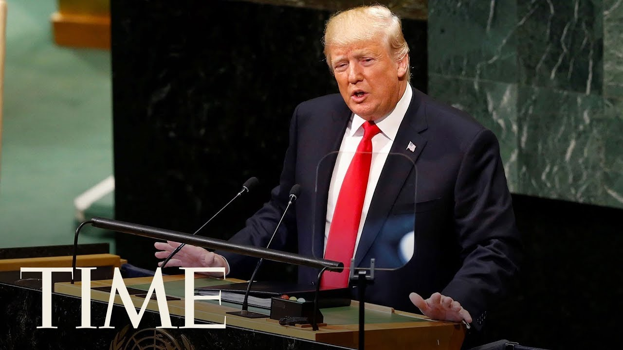 President-Trump-Speaks-On-National-Security-Humanitarian-Crisis-On-Southern-Border