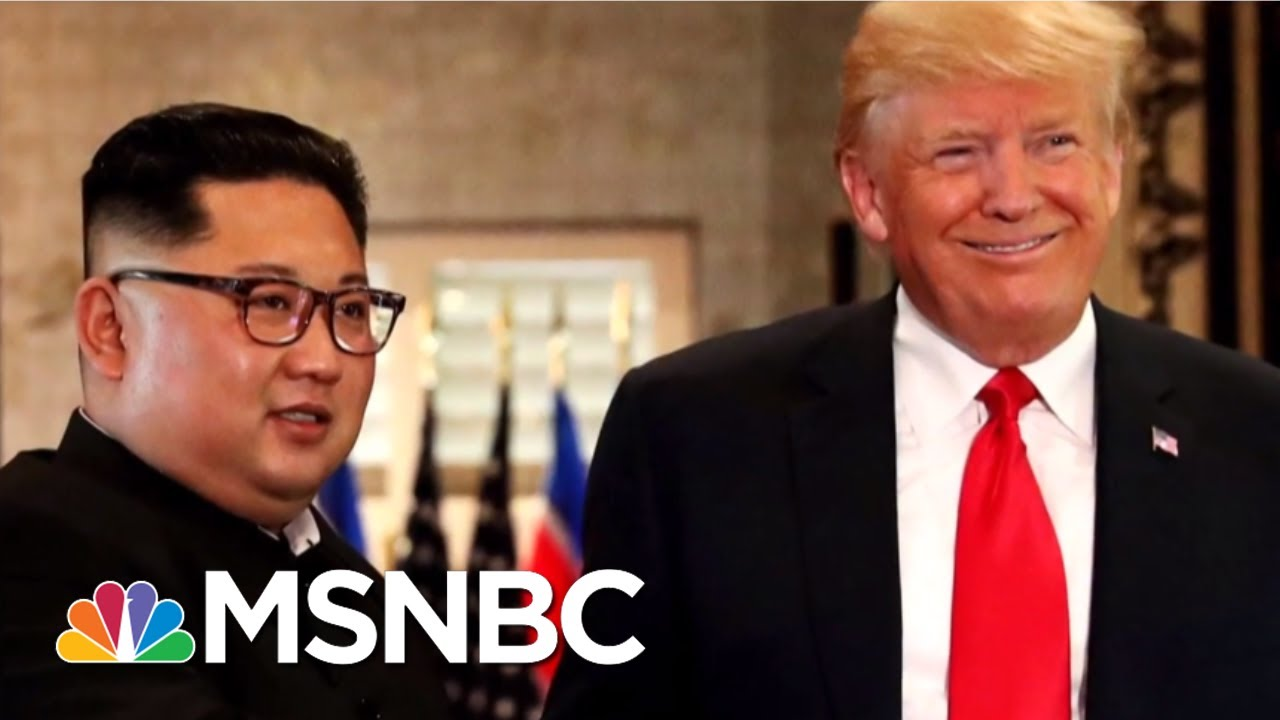President-Donald-Trump-Eagerly-Anticipates-Meeting-With-North-Korean-Leader