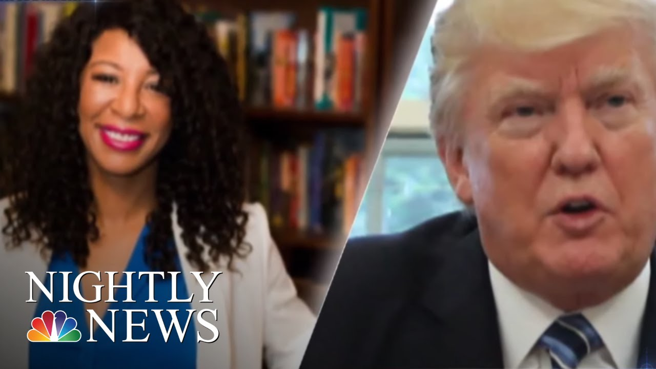 Ex-Campaign-Aide-Alleges-President-Donald-Trump-Kissed-Her-Without-Consent